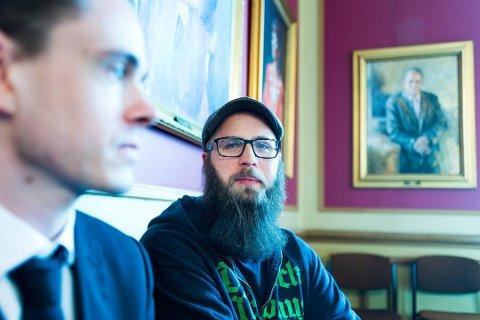 TØFFE TIDER: Puben Pavarotti på Bragernes fikk 103.000 kroner av staten i den siste støtteordninga. Daglig leder Kim Rune Andersen sier det langt fra holder, og sier han er svært bekymret for pubens fremtid.