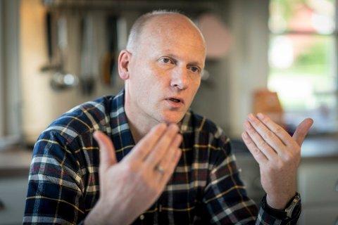 SLUTTER SOM POLITIKER: Høyre-politikeren Anders B. Werp fra Øvre Eiker.