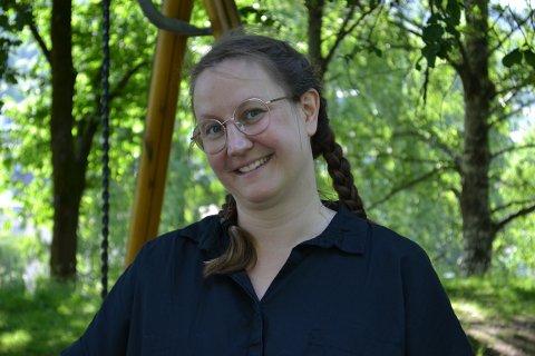 BARNEHAGENORMEN: Kari Coventry er mor, pedagog og barnehagelærer og har jobbet i barnehagen under hele koronaperioden. Nå ønsker hun en fortsettelse av barnehagenormen som har vært under koronaviruset.