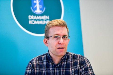 John David Johannessen  er kommuneoverlege i Drammen.