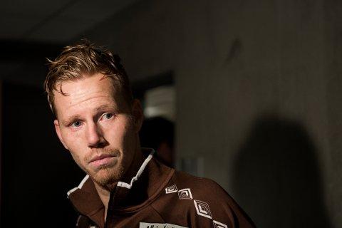 EN ÆRA OVER? Joackim Olsen Solberg kan ha spilt sin siste kamp for MIF.
