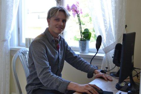 SER PÅ 2020 SOM ET GULLÅR: – Det er nesten så jeg ikke tror det selv. Jeg har klart å oppnå veldig mye i et år som utgangspunktet har vært veldig vanskelig, sier Niklas Paulsen til Drammens Tidende.