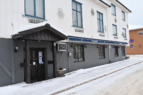 FØRST: Thelmas Kjøkken i Mjøndalen var den første bedriften i Drammen (og Viken fylke) som fikk tilskudd fra den nye kompensasjonsordningen.