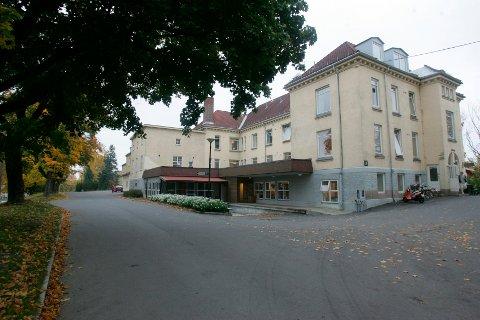 Blakstad sykehus i Asker.
