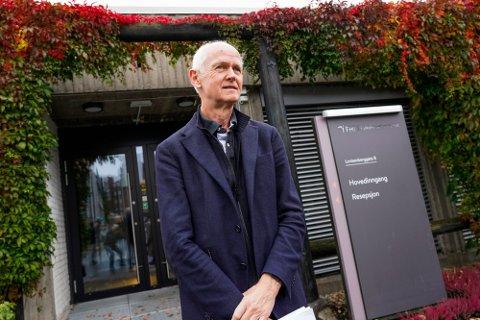 Geir Bukholm leder vaksineprogrammet i FHI.