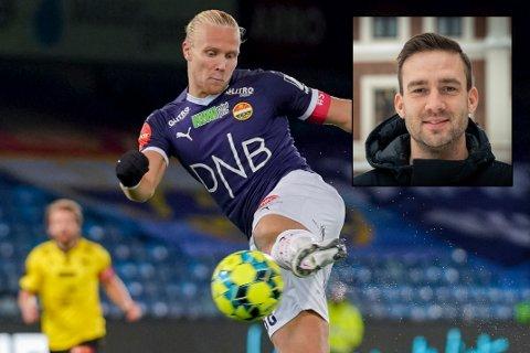 FOTBALLEKSPERT: Kim Andre Madsen føler med Lars-Jørgen Salvesen etter den kjipe beskjeden som kom mandag. Han har flere tanker rundt hva klubben kommer til å foreta seg nå.