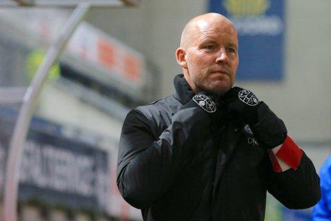 MÅTTE GÅ: Etter en uke med turbulens valgte Strømsgodset og Henrik Pedersen å skille lag fredag.