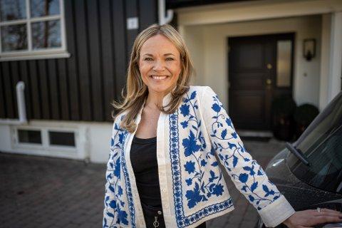Anniken Dahl LeFranc savner kollegene, men har også kjent på fordeler med hjemmekontoret.