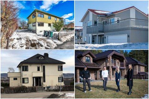 SOLGT FOR HØYE SUMMER: Flere boliger har den siste tiden blitt solgt for høye summer over prisantydning. I mars steg boligprisene i Drammen med hele 3,5 prosent (sesongkorrigert).