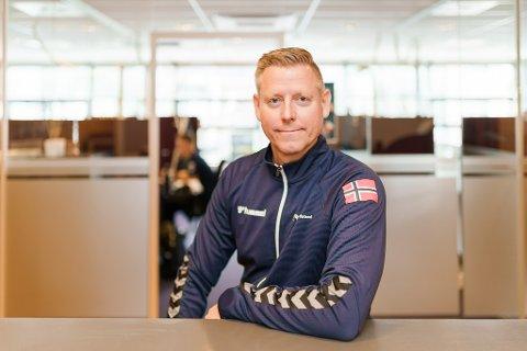 TUNG TID: Tony Isaksen, generalsekretær i Norges motorsportforbund (bildet), forteller at hele motorsportmiljøet er i sorg etter den tragiske båtulykken lørdag.