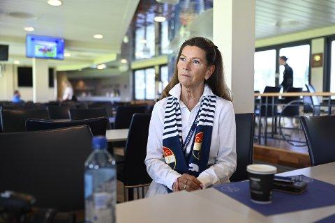 STYRELEDER: Ann Sire Fjerdingstad forteller at prosessen med å ansette en daglig leder vil ta tid.