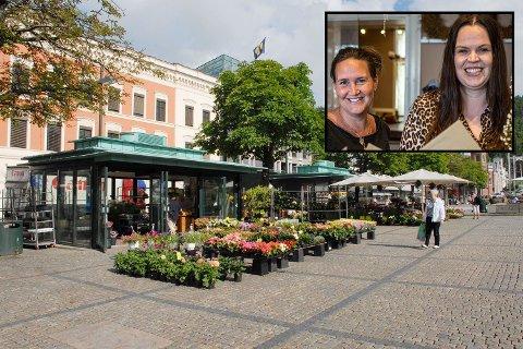 AVVIST: Solveig Røine og Denise Sandli klagde på  svaret fra kommunen. Nå har kommunen svart.