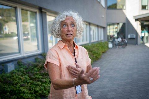 Susanne Kjær er virksomhetsleder ved Drammen Legevakt. Der har det vært en hektisk sommer.