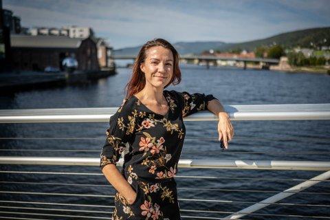 GRÜNDER: Siw Iren Nysæther Nyborg jobber med å etablere «Styrkefabrikken», og vil åpne pilotsenter i hjembyen.