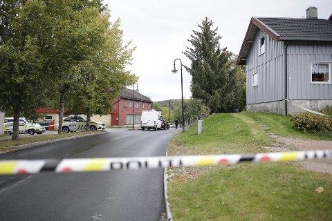 Personen som ble pågrepet og siktet for Åros-drapet, avga forklaring til politiet lørdag kveld.