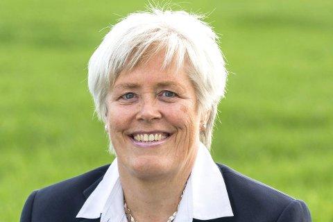 COMEBACK: Elly Therese Thoresen vil ha tilbake ordførerstolen. Foto: Per Arne Haugen