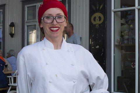 Villars:  Heidi Høglien stenger kafeen i dag.