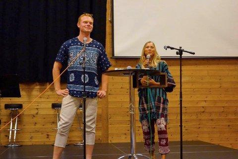 Til Kenya: Synne Anmarkrud Vigane (18) fra Skotselv reiser med Markus Andersland, til Kenya for å bygge barnehjem. (Foto: Privat)