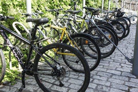 Pass på: Sykkeltyvene har også hatt sommerferie, men nå er de tilbake, ifølge forsikringsselskapet If.