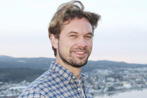 PROGRAMLEDER: Rune Haraldsen blir programleder sammen med Synnøve Skarbø på TVNorge.