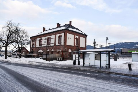 Mjøndalen stasjon