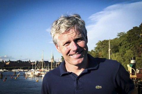 NY SJEF: Arne Hanto Moen skal lede Øvre Energi fra 1. februar neste år.