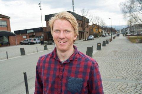 UTVIKLER: Ola Kvale og hans Partum Eiendom bistår andre grunneiere.