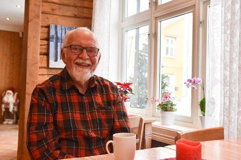Arild Bakke Hansen er en av driverne på populære Villars.