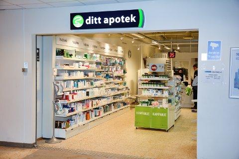 HAR: Hos Ditt apotek i Solbergelva har de Adelat Oros på lager.