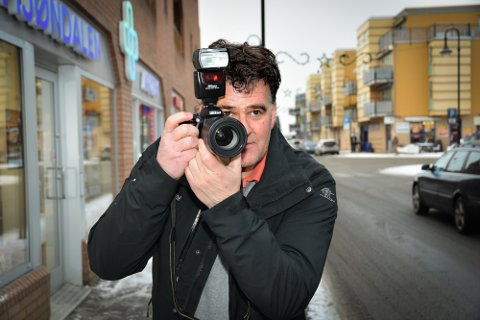 Stig Odenrud er daglig leder og ansvarlig redaktør i Eikerbladet.