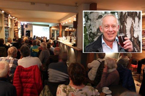 HISTORIETIME: Tirsdag kommer NRK Peter Nome til Onkel Thor for å snakke om ølets historie.