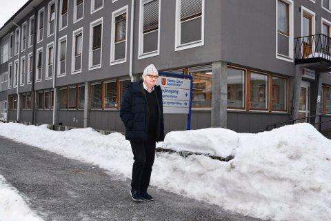 KU-SJEF: Leder av kontrollutvalget i Nedre Eiker kommune, Arne Pedersen (KrF).