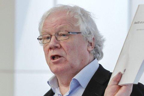 KLAR: Professor Bjarne Jensen venter bare på den formelle invitasjonen. FOTO: Erlend Aas / NTB scanpix