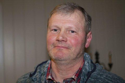 Kristoffer Røren er leder i Eiker skogeierområde.