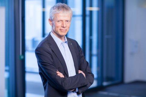 Hans Christian Holte er skattedirektør i Norge.