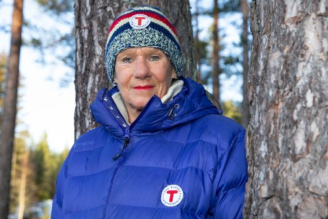 KOM DEG UT-dag: Kari Alvim er en av arrangørene bak Kom deg ut-dagen på Ormåsen. Foto: Anders Kongsrud.