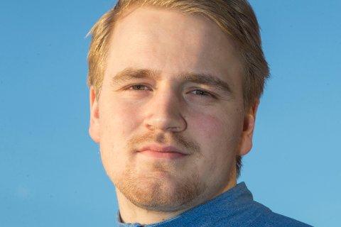 Magnus Fredriksen blir proff i Tyskland fra neste sesong. Foto: Anders Kongsrud.