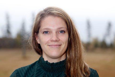 JUBILANT: Karoline Skaret fra Skotselv fyller 30 år torsdag 15.oktober.