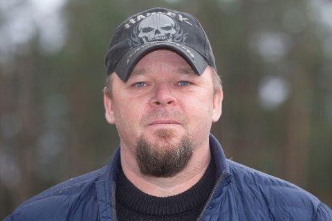 JUBILANT: Ole Johnny Myrvold fra Skotselv fyller 50 år 19. november.