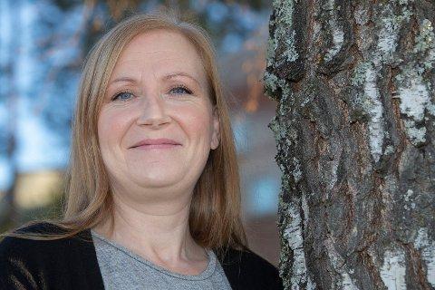 JUBILANT: Berit-Marie Iversen fra Mjøndalen fyller 40 år 26. november.