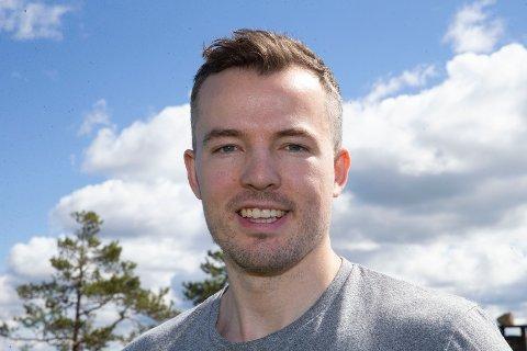 TILBAKE: Gøran Sørheim var tilbake på håndballbanen etter langt skadefravær.