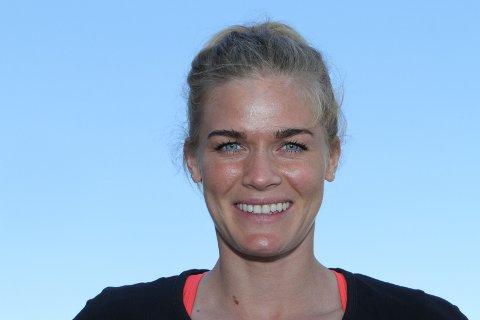 FRISK OG KLAR: Veronica Kristiansen har vært gjennom korona, men er frisk og klar for håndball-EM i Danmark som starter 3. desember.