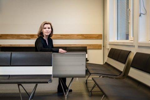IKKE LOV: Fagdirektør Anne Kristin Vie i Forbrukerrådet sier at det ikke er lov av legen å ta betalt for videokonsultasjon.