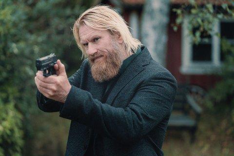 Rune Temte som politimannen Magnus i «Maskineriet».