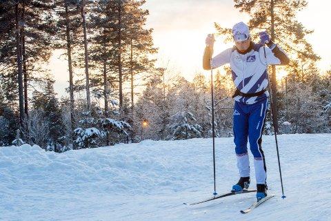 BEST: Adrian Orellana Hellerud fra Ormåsen har et stort mål; å bli best. Nå er spørsmålet når han får delta i skirenn.
