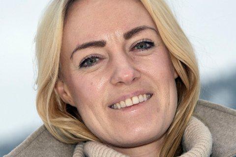 JUBILANT: Karina Dischler Hahn fra Solbergelva fyller 30 år søndag 17. januar.