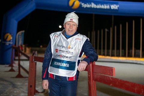 KORONATILPASSET: Thor Inge Tollehaug og Eiker Skiklubb inviterer til «koronatilpasset» skifestival - den 15. i rekken - om tre uker.