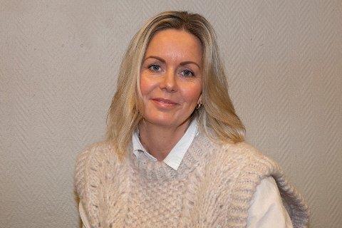 JUBILANT:  Karianne Sjue Svendsen fra Mjøndalen fyller 40 år 30. januar.