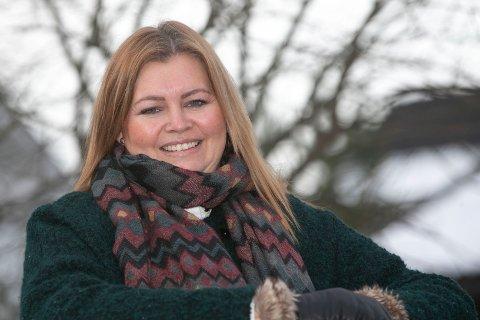 JUBILANT: Mette Eide Sandstad fra Loesmoen fyller 40 år 5. februar.