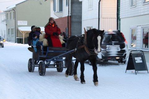 TILBAKE: Etter en koronapause blir det jul i Gamle-Hokksund igjen